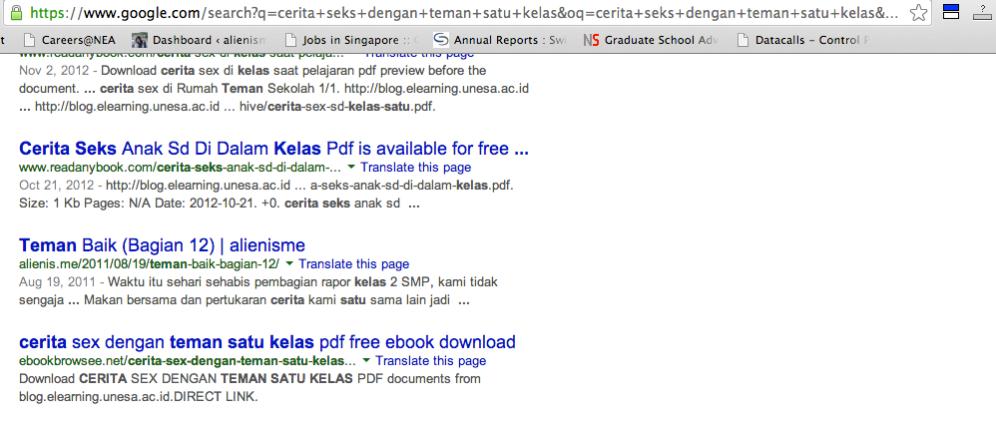 hasil Google