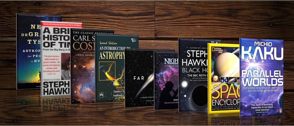Astronomy Book for Beginners for 2018