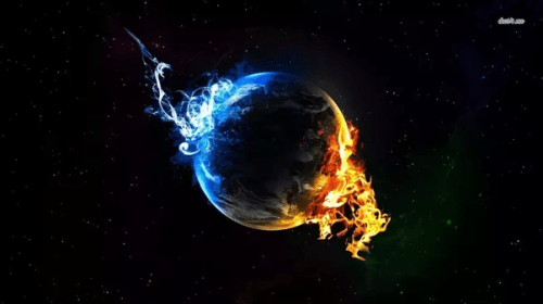 earth stops rotating!