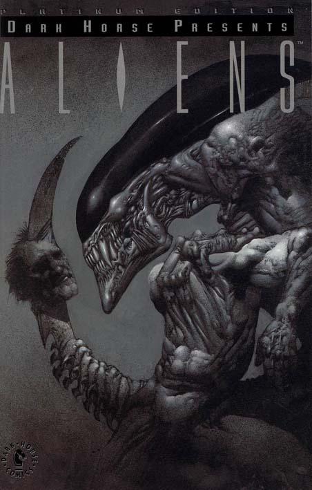 [1992-04] Dark Horse Presents: Aliens