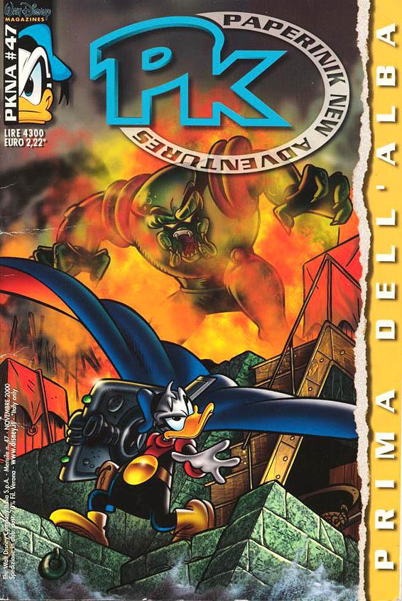Paperinik vs Predator (2000)