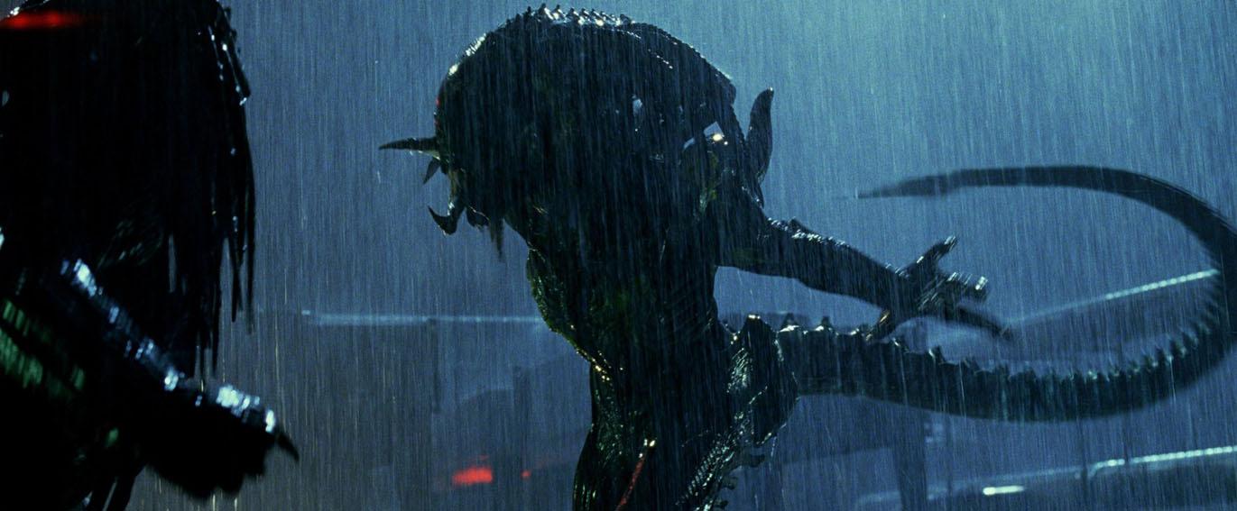 Aliens vs Predator 2 nella Bara Volante