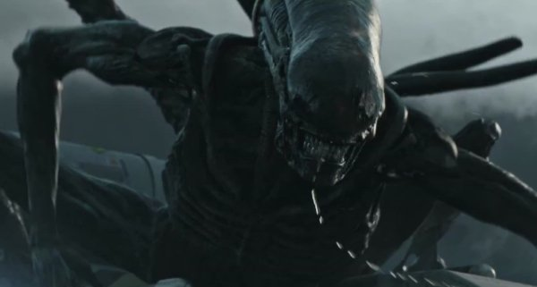 Alien: Covenant (2017) Nuovo trailer italiano