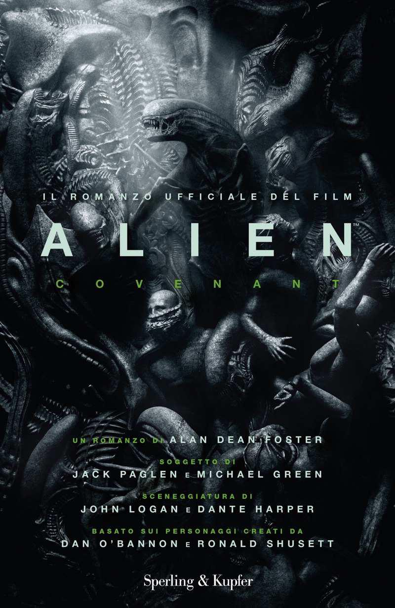 [2017-05] Alien: Covenant (novelization) 2