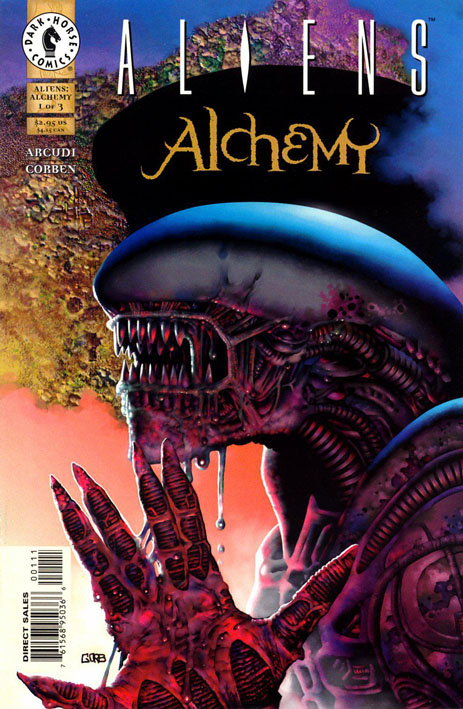 [1997-09] Aliens: Alchimia (Alchemy)