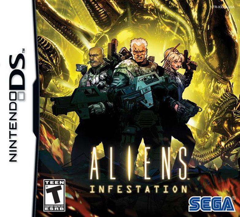 Aliens Infestation (2011) Recensione