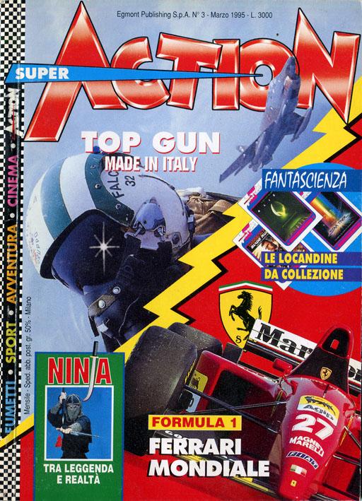 """[1995-03] Alien su """"ACTION"""""""