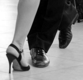 Танго - это элегантность... Фото Андрея Чурикова
