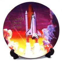 NASA Plate