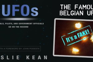 New Best Selling book reveals new evidence on UFO's