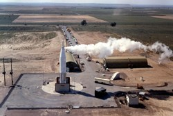UFO's spotted near Air Force Base Missile Silos