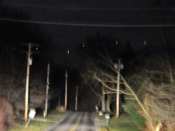 GROVE CITY PENNSYLCANIA--MUFON