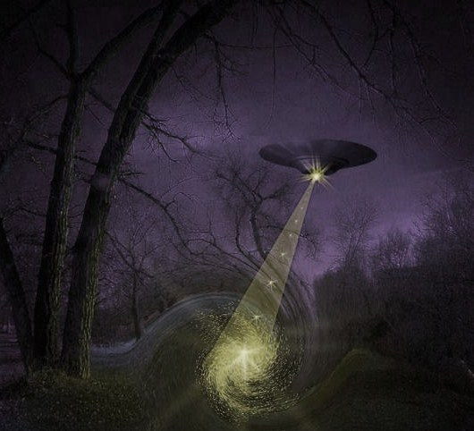 UFOs used on the front lines in Afgahistan