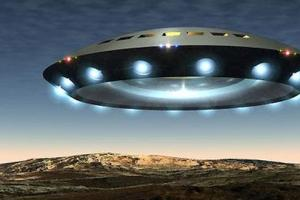 Alien craft landing witnessed by many in Papa New Guinea