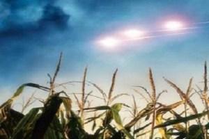 Pilot witnessed strange objects over Ohio