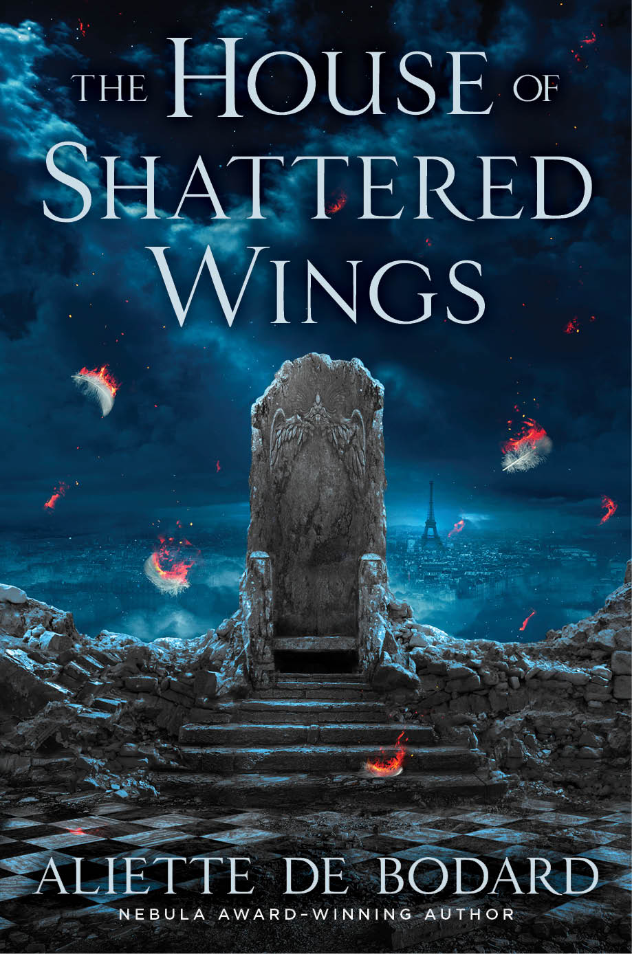 Risultati immagini per the house of the shattered wings
