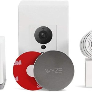 Indoor Wireless Smart Home Camera with Night Vision