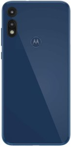 Moto E | Unlocked | Made for US by Motorola | 2/32GB | 13MP Camera | 2020 | Blue