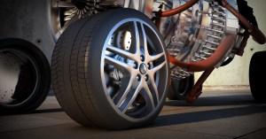 Auto tuning onderdelen