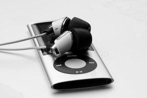 Goedkope MP3 speler