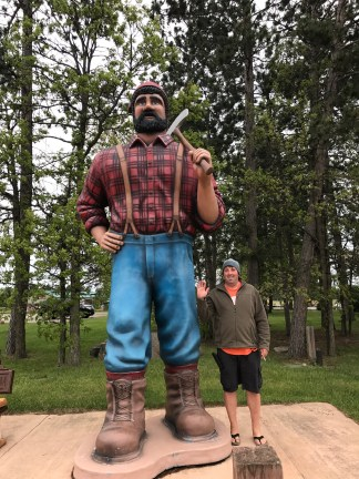 Minnesota Paul Bunyan