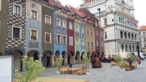 Craftsmen's cottages, Rtnek (Poznan)