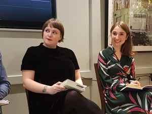 Imogen Hermes Gowar, Laura Freeman