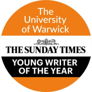 Sunday Times Young Writer Award 2019