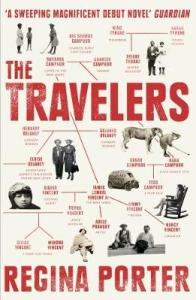 Cover image for The Travelers by Regina Porter
