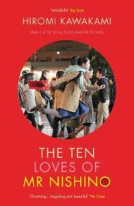 Cover image for The Ten Loves of Mr Nishino