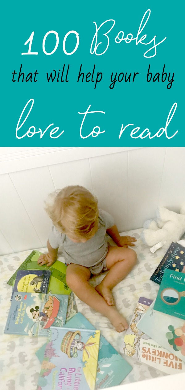 the best baby books that will help your baby love to read. Baby books about family, baby books about love, and educational baby books that keep your baby busy.