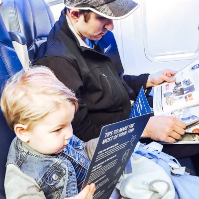 Flying With A Toddler: 10 Strategies That Make Traveling Stress Free