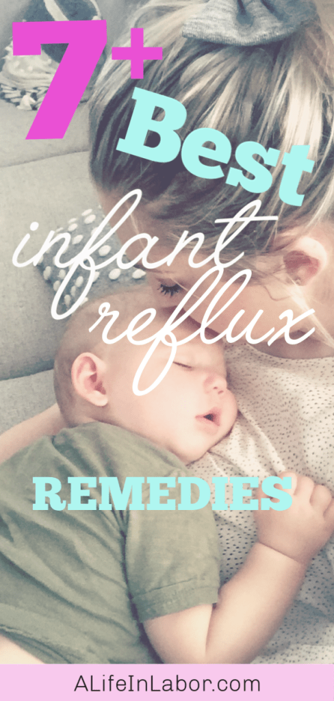 infant acid reflux solutions
