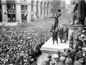 Fairbanks_and_Chaplin,_Wall_Street_Rally,_New_York_Times,_1918