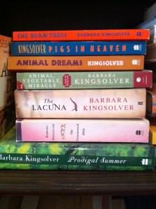 A Barbara Kingsolver collection