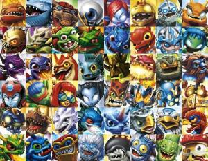 The confusing world of Skylanders