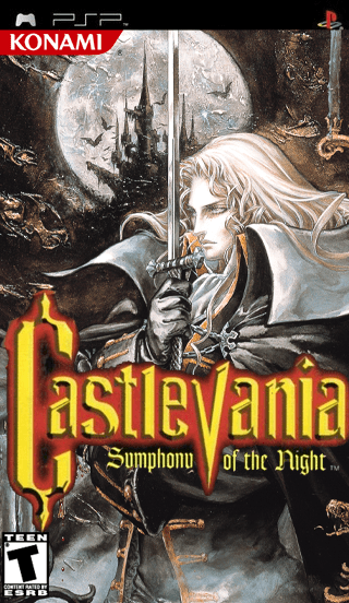 Castlevania Symphony Of The Night : castlevania, symphony, night, Castlevania:, Symphony, Night, (PS3), Alifeofcasualgaming