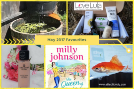 May 2017 favourites