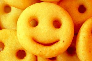 potato smiles