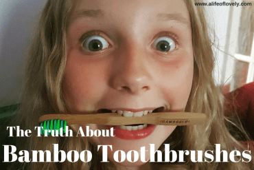 The Truth About Bamboo Toothbrushes