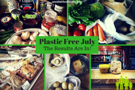 Plastic Free July - Results