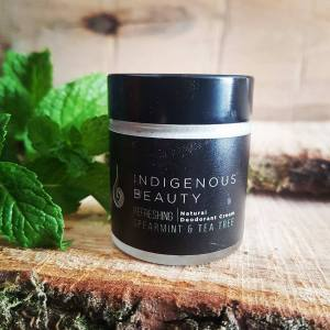 indigenous beauty deodorant cream