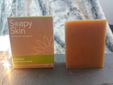 Soapy Skin - Handmade Lemongrass Soap