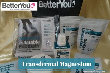 Transdermal Magnesium