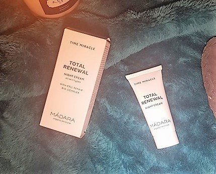 Madara Total Renewal night cream