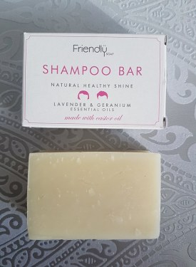 Friendly Soap - Shampoo Bar