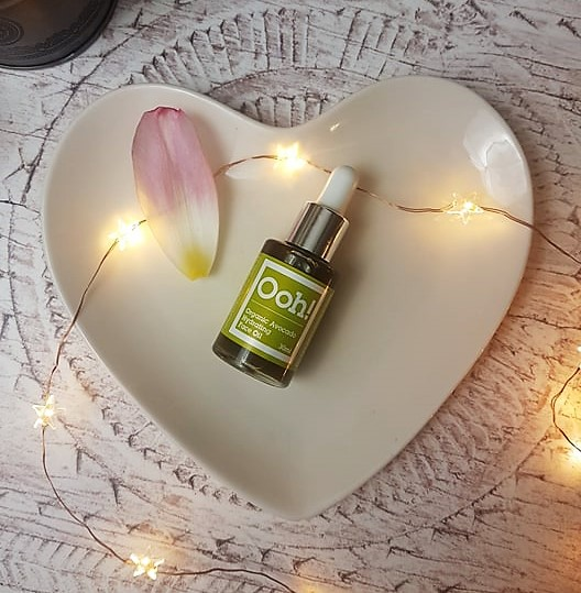 Ooh! - Oils of Heaven Organic Avocado Hydrating Face Oil 30ml