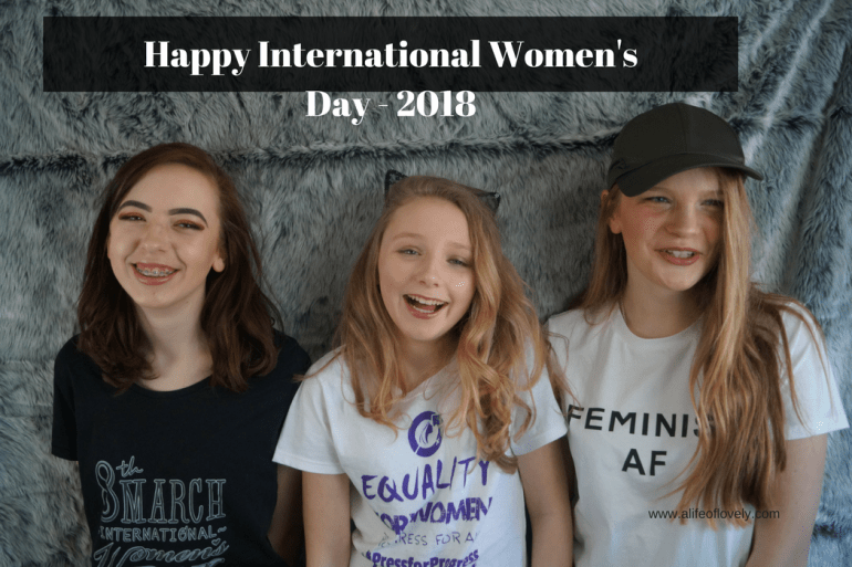 Happy International Women's Day - 2018