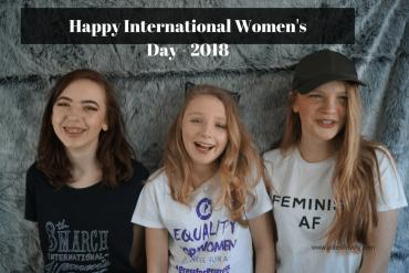Happy International Women's Day - 2018