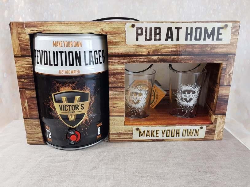 pub in a box